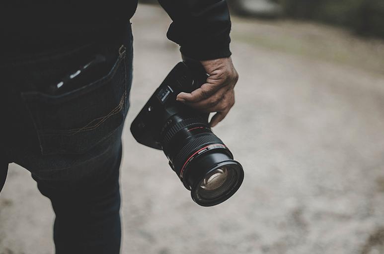6 passos para criar o seu portfólio de fotografia
