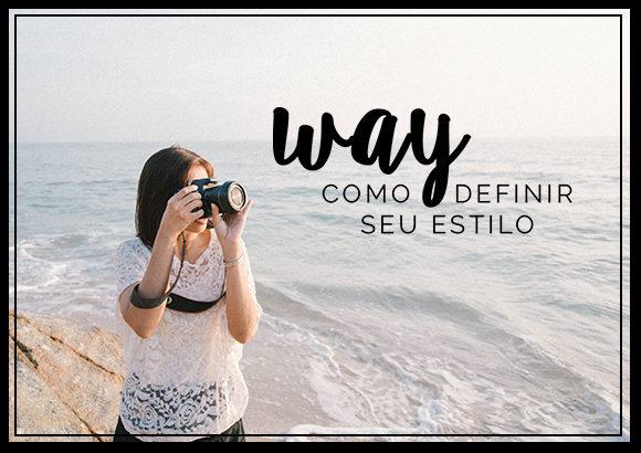 WAY - Coisa de Fotografa Cursos