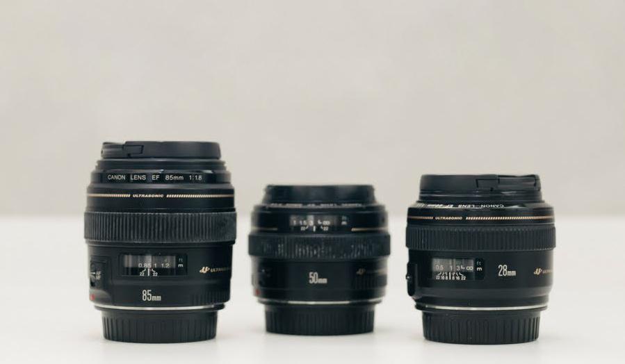 Fotografia para iniciantes: qual lente comprar