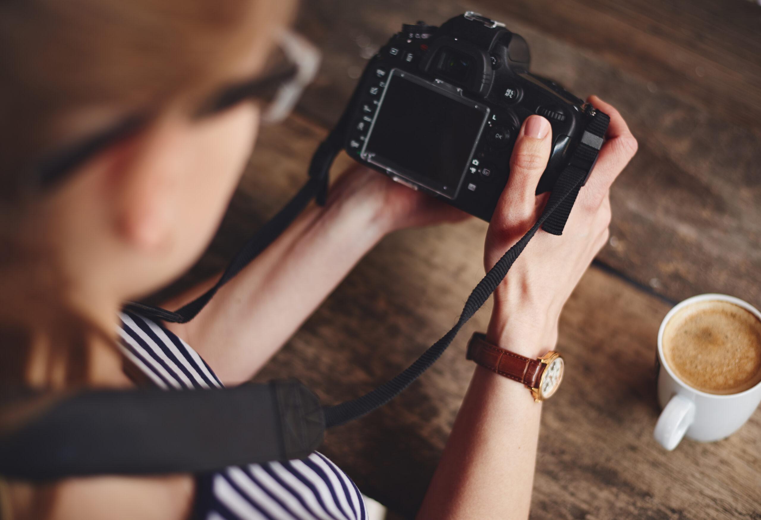 iniciantes na fotografia